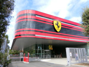 Ferrari, a Company with People at its center